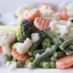 замороженная смесь овощная весенняя