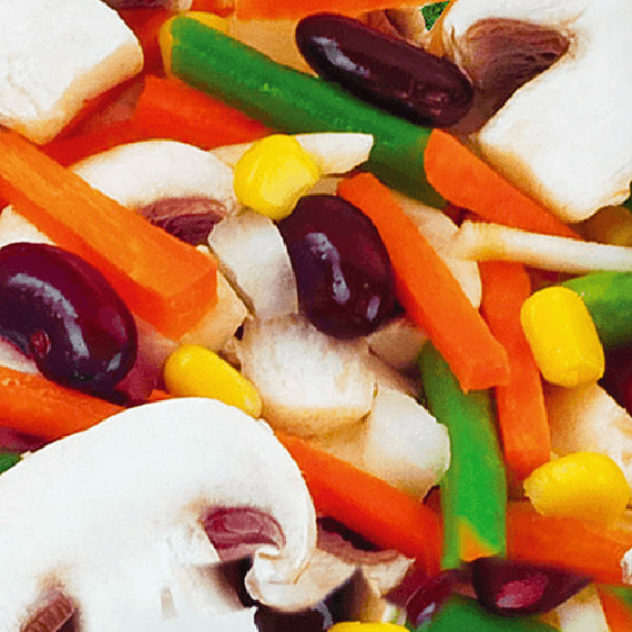смесь овощная девять компонентов