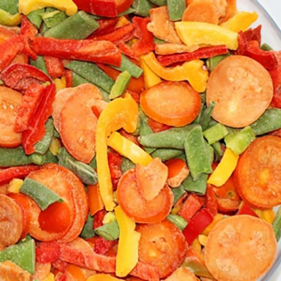смесь овощная омлетная