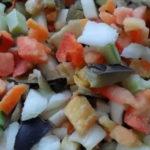 смесь овощная соте