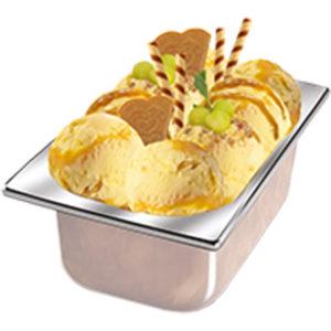 мороженое gelamo дыня