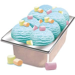 мороженое gelamo голубой ангел