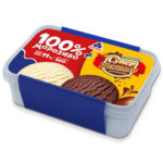 мороженое в лотке 100% плюс супершоколад