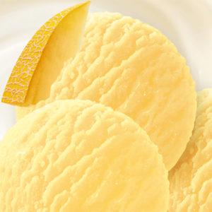 мягкое мороженое дыня