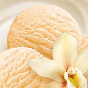 мягкое мороженое французская ваниль