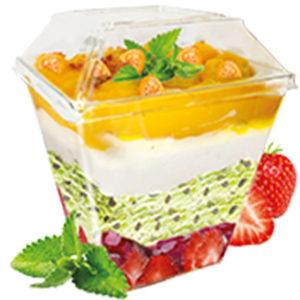 мороженое десерт parfelatte beri-yoghurt