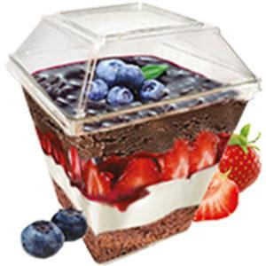 мороженое десерт parfelatte мафин