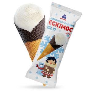 мороженое рожок эскимос