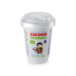 мороженое эскимо organic в стакане