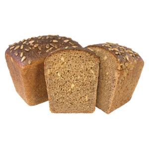 хлеб львовский с подсолнечником