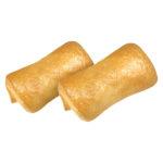 Круглик с сосиской и сыром