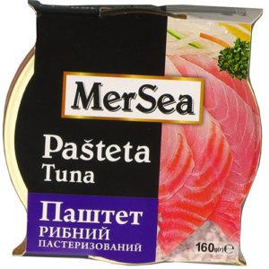 паштет с тунцом