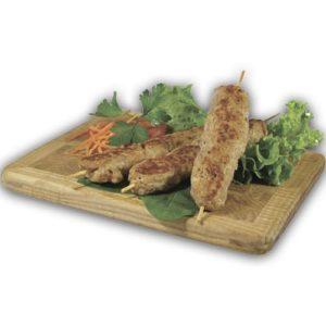 кебаб с куриным мясом