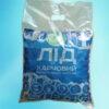 Пищевой лед упаковка